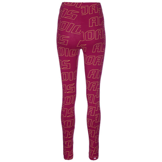 Graphic Leggings Damen, weinrot, zoom bei OUTFITTER Online