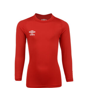 Core Crew Longsleeve Kinder, rot, zoom bei OUTFITTER Online