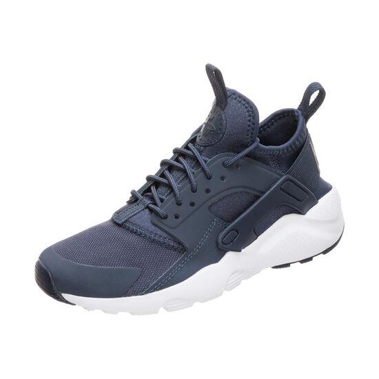 buy online 484b7 92c7c ... Air Huarache Run Ultra Premium Sneaker Kinder, blau  weiß, zoom bei  OUTFITTER Online ...