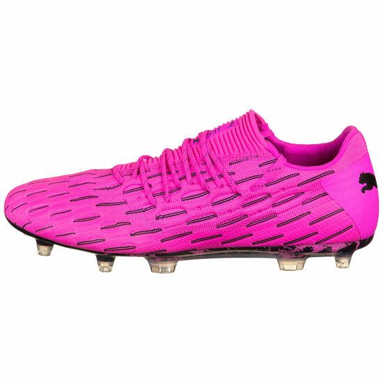 Future 6.1 NETFIT Low FG/AG Fußballschuh Herren, pink / schwarz, zoom bei OUTFITTER Online