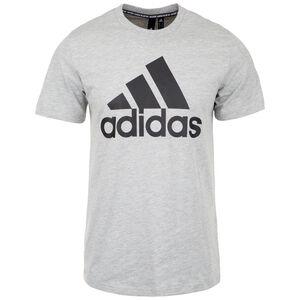 Must Haves Badge of Sport T-Shirt Herren, hellgrau, zoom bei OUTFITTER Online