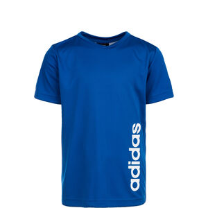 Linear T-Shirt Kinder, blau, zoom bei OUTFITTER Online