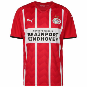 PSV Eindhoven Trikot Home 2021/2022 Herren, rot / weiß, zoom bei OUTFITTER Online