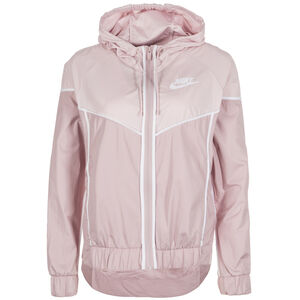 Sportswear Windrunner Damen, rosa / weiß, zoom bei OUTFITTER Online