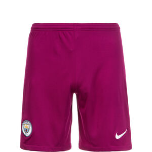 Manchester City Short Away Stadium 2017/2018 Kinder, Rot, zoom bei OUTFITTER Online