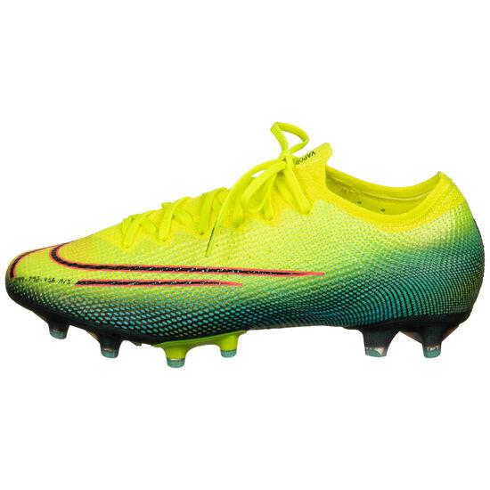 Mercurial Vapor 13 Elite MDS AG-Pro Fußballschuh Herren, gelb / grün, zoom bei OUTFITTER Online