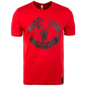 Manchester United DNA Graphic T-Shirt, rot, zoom bei OUTFITTER Online
