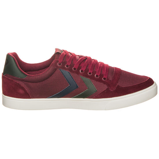 Slimmer Stadil Duo Canvas Low Sneaker, Rot, zoom bei OUTFITTER Online