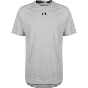 Charged Cotton Trainingsshirt Herren, hellgrau / grau, zoom bei OUTFITTER Online