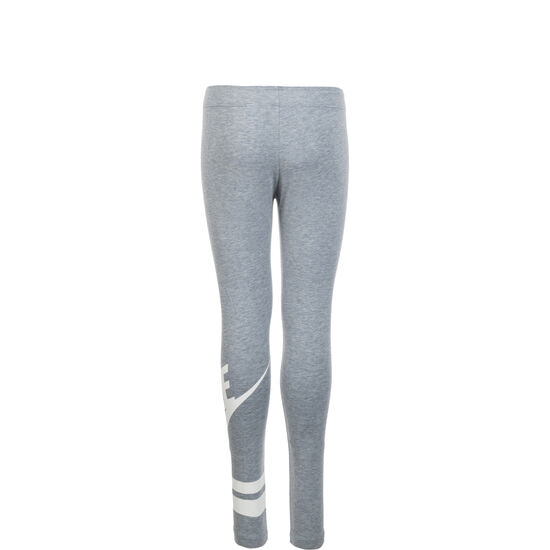 Favorite GX3 Leggings Kinder, grau / weiß, zoom bei OUTFITTER Online