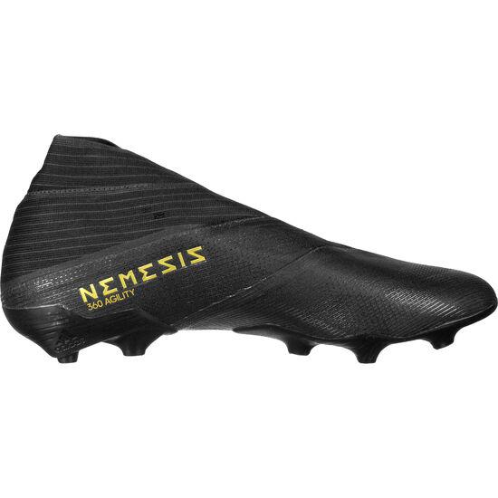 Nemeziz 19+ FG Fußballschuh Herren, schwarz, zoom bei OUTFITTER Online