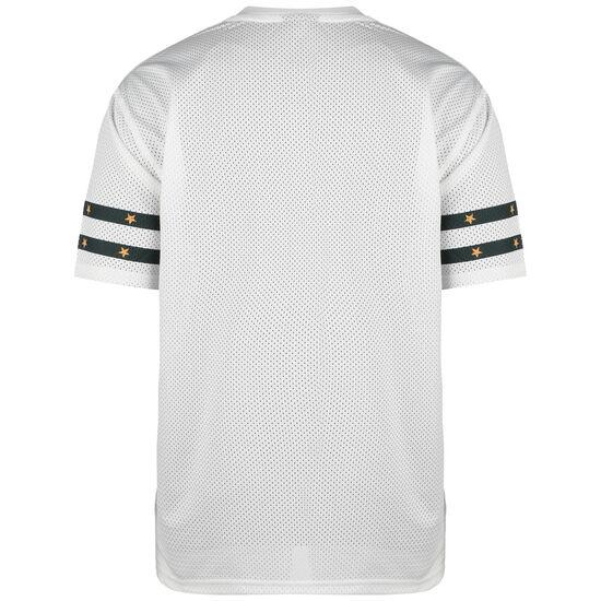 NFL Green Bay Packers Stripe Sleeve Oversized T-Shirt Herren, weiß / gelb, zoom bei OUTFITTER Online
