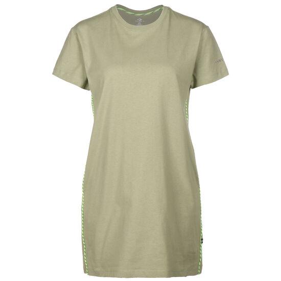 Fashion Shirtkleid Damen, hellbraun / graugrün, zoom bei OUTFITTER Online