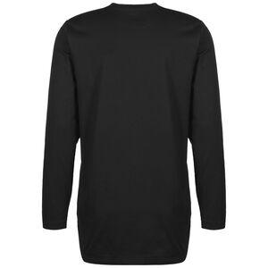 Sportswear Longsleeve Herren, Schwarz, zoom bei OUTFITTER Online