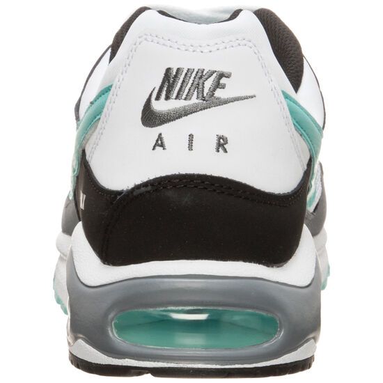 Air Max Command Sneaker Herren, weiß / türkis, zoom bei OUTFITTER Online