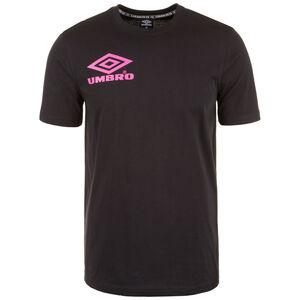 Collider Crew T-Shirt Herren, schwarz / pink, zoom bei OUTFITTER Online