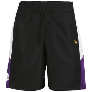 NBA Los Angeles Lakers Print Panel Short Herren, schwarz / lila, zoom bei OUTFITTER Online