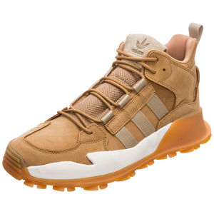 F/1.3 Leather Sneaker Herren, hellbraun / gold, zoom bei OUTFITTER Online