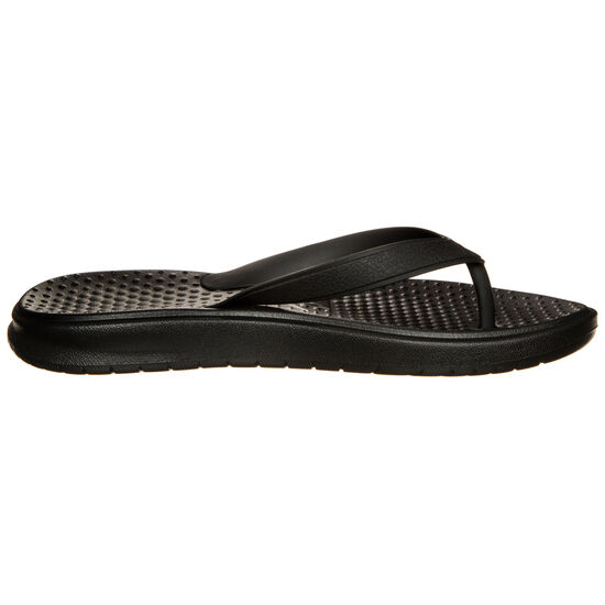 Solay Thong Badesandale Herren, Schwarz, zoom bei OUTFITTER Online