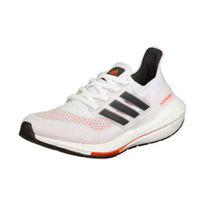 Ultraboost 21 Sneaker Kinder, weiß / schwarz, zoom bei OUTFITTER Online