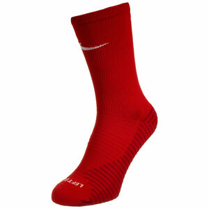 Squad Crew Socken, rot / weiß, zoom bei OUTFITTER Online
