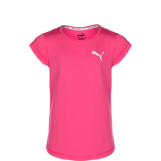 Active T-Shirt Kinder, pink, zoom bei OUTFITTER Online