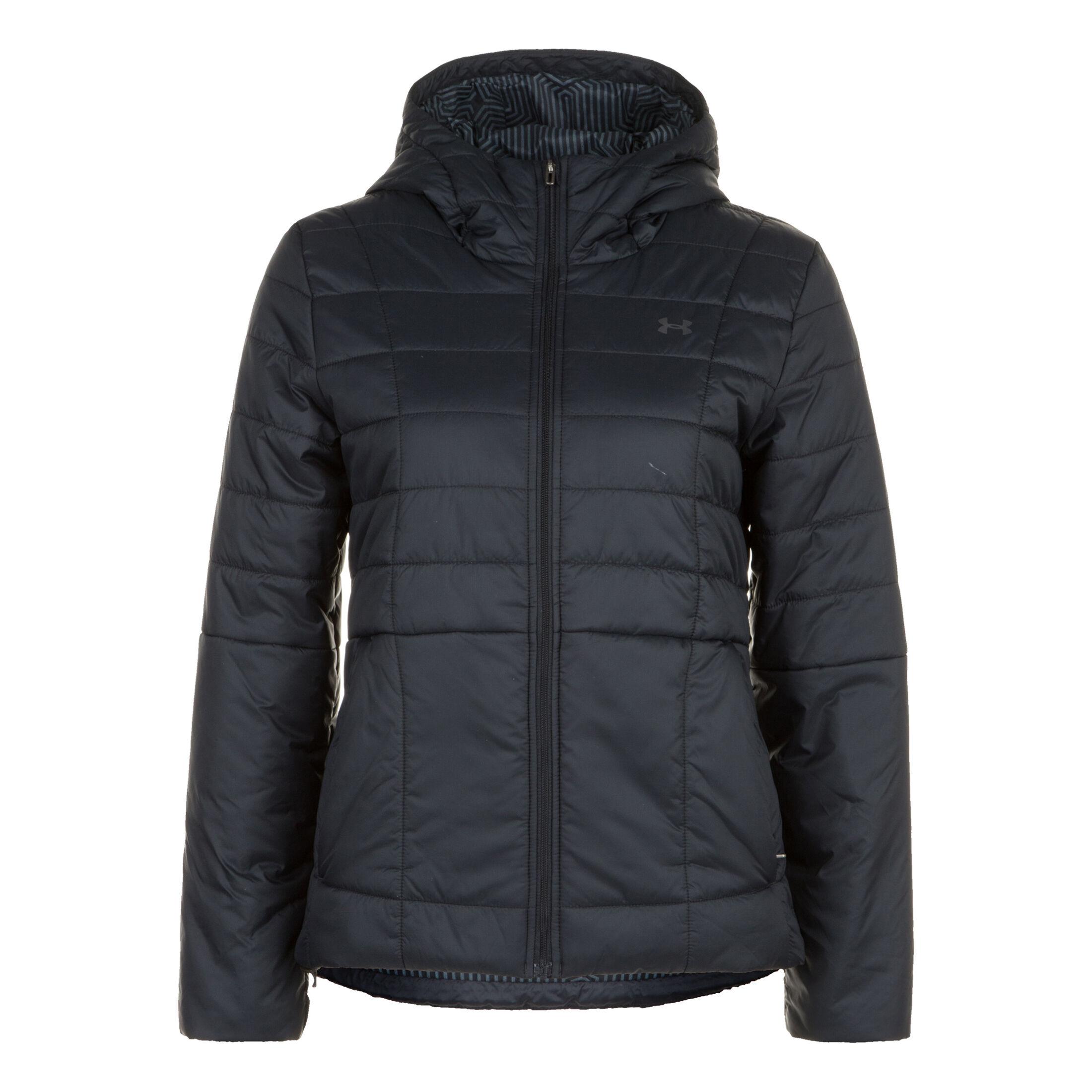 Insulated Hooded Jacke Damen