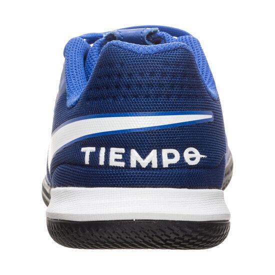 Tiempo Legend VIII Academy Indoor Fußballschuh Kinder, blau / weiß, zoom bei OUTFITTER Online