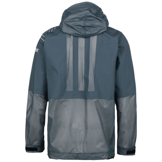 Terrex 3-Layer Zupahike Laufjacke Herren, blau / weiß, zoom bei OUTFITTER Online