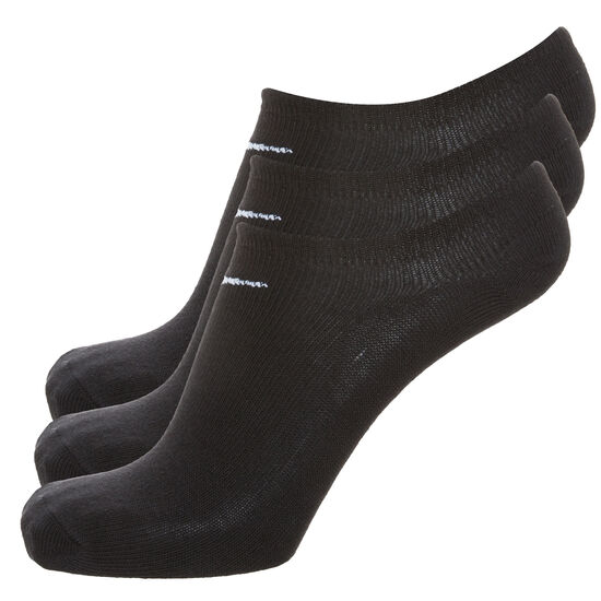 Value No-Show Socken 3er Pack, Schwarz, zoom bei OUTFITTER Online