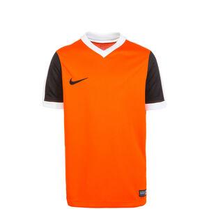 Striker IV Fußballtrikot Kinder, orange / schwarz, zoom bei OUTFITTER Online
