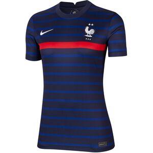 Frankreich Trikot Home Stadium EM 2021 Damen, dunkelblau / rot, zoom bei OUTFITTER Online