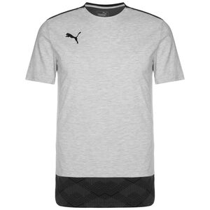 teamFinal 21 Casuals T-Shirt Herren, hellgrau, zoom bei OUTFITTER Online