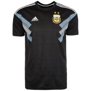 AFA Argentinien Trikot Away WM 2018 Herren, Schwarz, zoom bei OUTFITTER Online