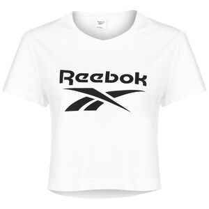 Classics Big Logo T-Shirt Damen, weiß, zoom bei OUTFITTER Online