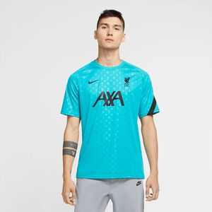 FC Liverpool  Breathe Trainingsshirt Herren, rot / schwarz, zoom bei OUTFITTER Online