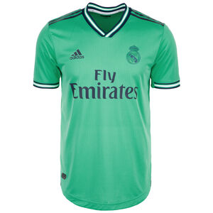 Real Madrid Trikot 3rd Authentic 2019/2020 Herren, grün, zoom bei OUTFITTER Online