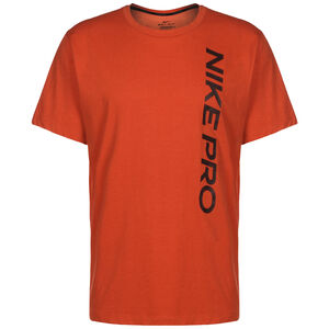 Burnout Trainingsshirt Herren, orange / dunkelgrau, zoom bei OUTFITTER Online