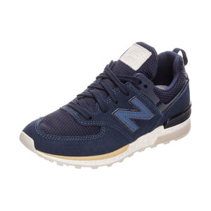 KFL574-6P-M Sneaker Kinder, Blau, zoom bei OUTFITTER Online
