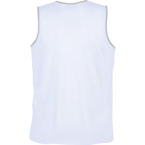 Move Tanktop Kinder, weiß / grau, zoom bei OUTFITTER Online