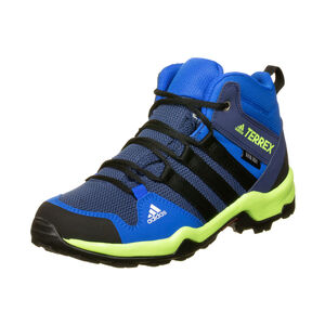 TERREX AX2R MID CP Outdoorschuh Kinder, blau / schwarz, zoom bei OUTFITTER Online