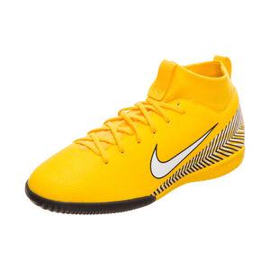 Superfly VI Academy Neymar Indoor Fußballschuh Kinder, Gelb, zoom bei OUTFITTER Online