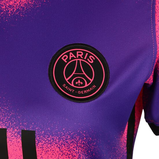 Paris St.-Germain Trikot 4th Stadium 2020/2021 Damen, pink / lila, zoom bei OUTFITTER Online
