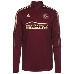 Atlanta United FC Trainingsshirt Herren, bordeaux / gold, zoom bei OUTFITTER Online