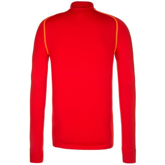 TB Warm Trainingsshirt Herren, rot / weiß, zoom bei OUTFITTER Online