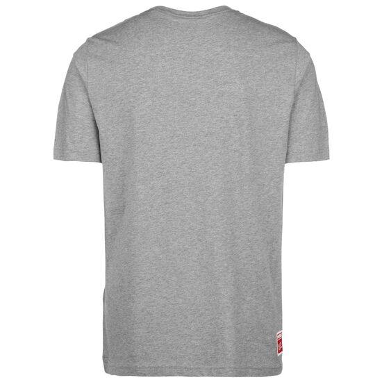 Schweiz DNA T-Shirt EM 2021 Herren, grau / rot, zoom bei OUTFITTER Online