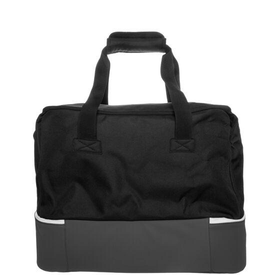 Tiro Teambag Bottom Compartment Small Fußballtasche, schwarz / grau, zoom bei OUTFITTER Online
