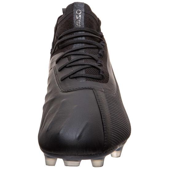ONE 5.1 FG/AG Fußballschuh Herren, schwarz / silber, zoom bei OUTFITTER Online