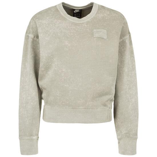 Sportswear Crew FT Rebel Sweatshirt Damen, hellgrün, zoom bei OUTFITTER Online