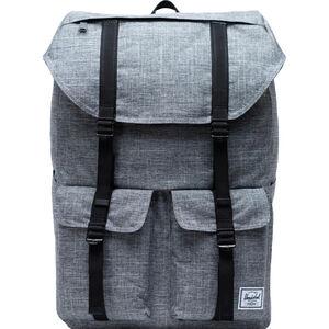Buckingham Rucksack, grau / schwarz, zoom bei OUTFITTER Online
